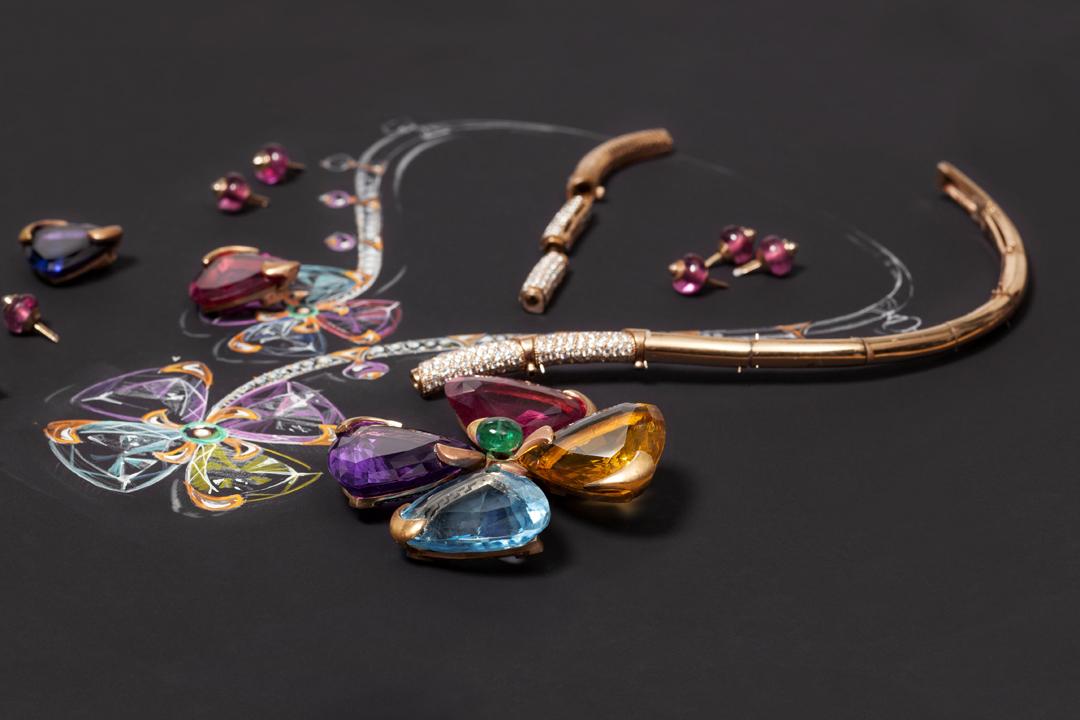 色彩,宛如其靈魂,熱情體現了品牌的意式血統,是傳承經典同時也是破格創新。