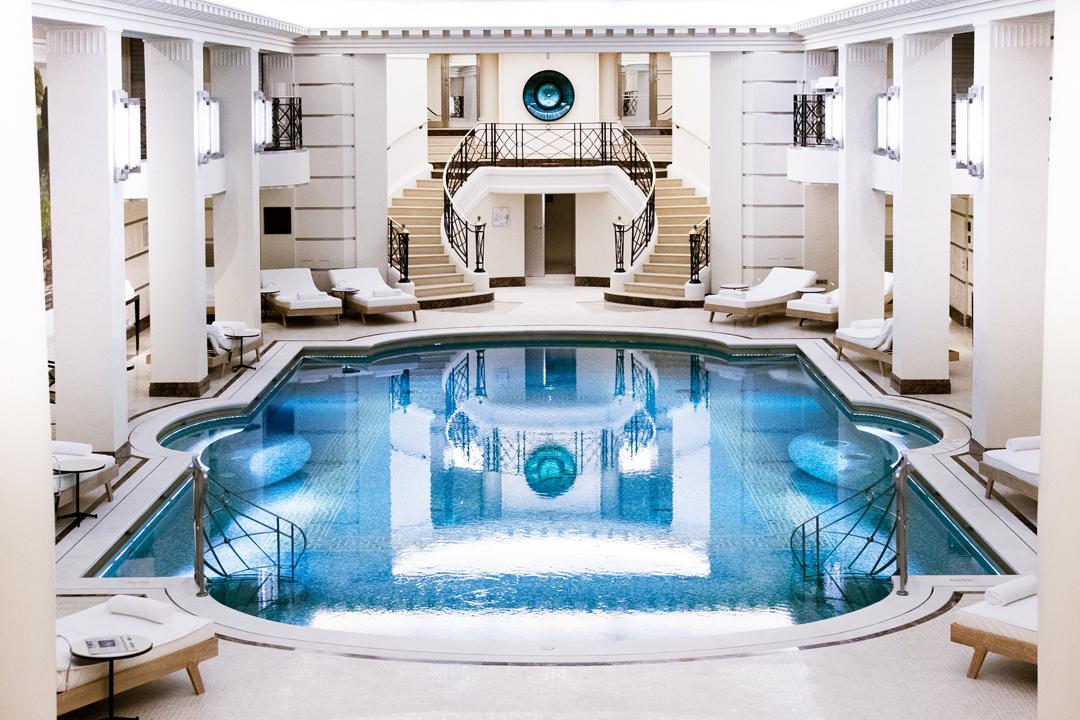 The Ritz欣然迎來全球首間Chanel的水療中心的開幕,取名就叫Chanel au Ritz。