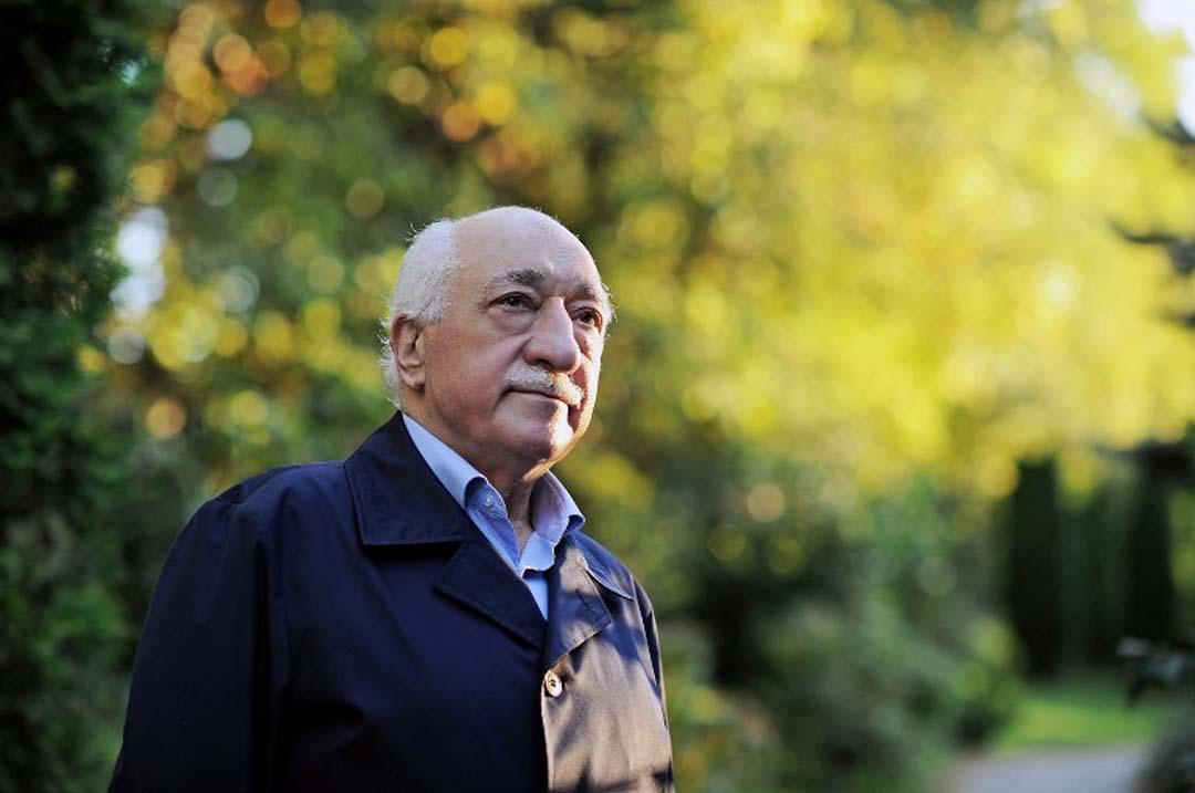 土耳其伊斯蘭思想家費特胡拉·居倫(Fethullah Gulen )。