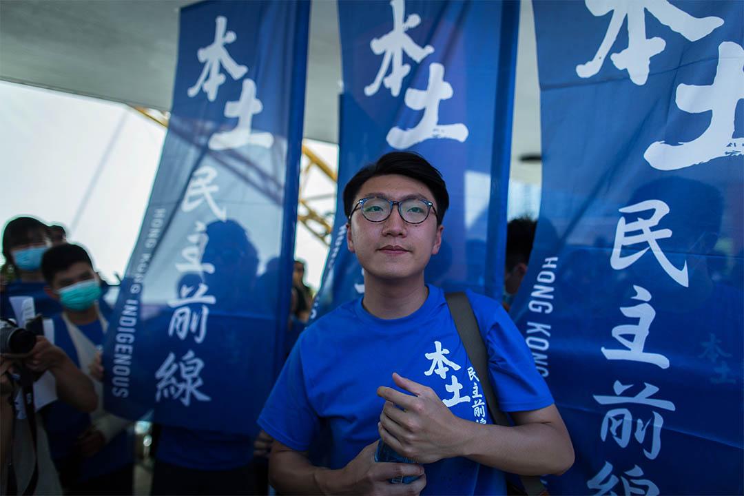 2016年7月23日,梁天琦召開記者會,指收到選管會電郵要求今日11時前回覆港獨立場。他回覆選管會,希望將限期延至7月27日,並正徵詢法律意見。