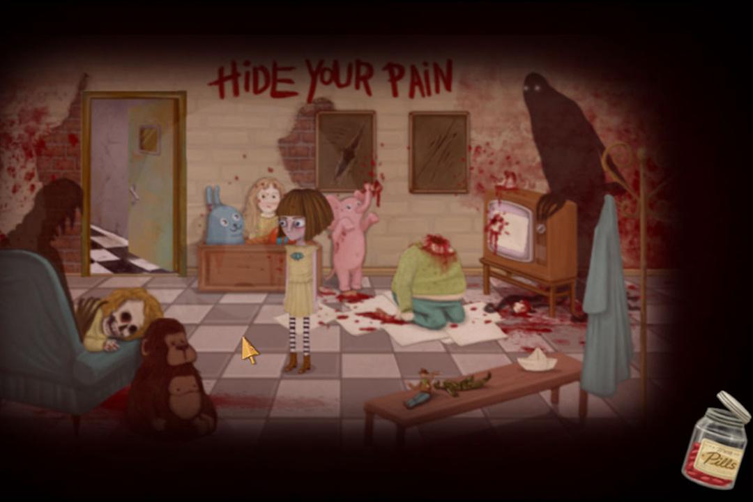 吞下紅色藥片,世界天翻地覆。
