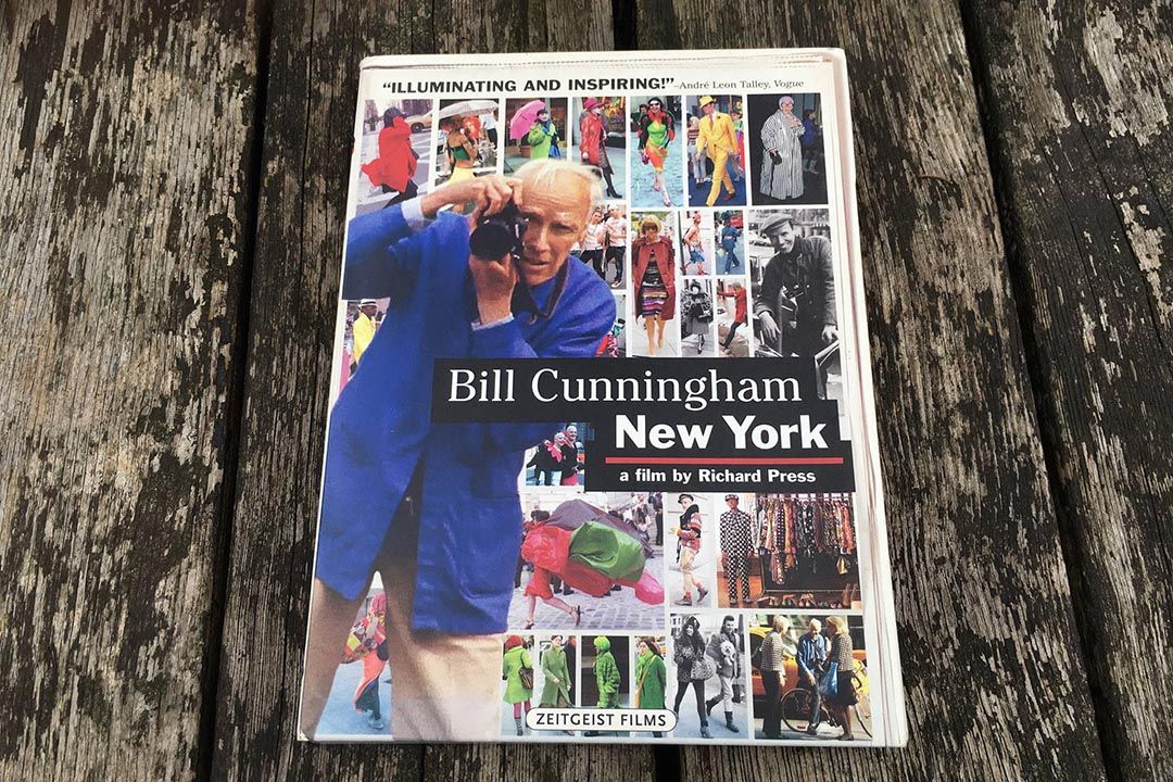 Richard Press執導的紀錄片《Bill Cunningham New York》。