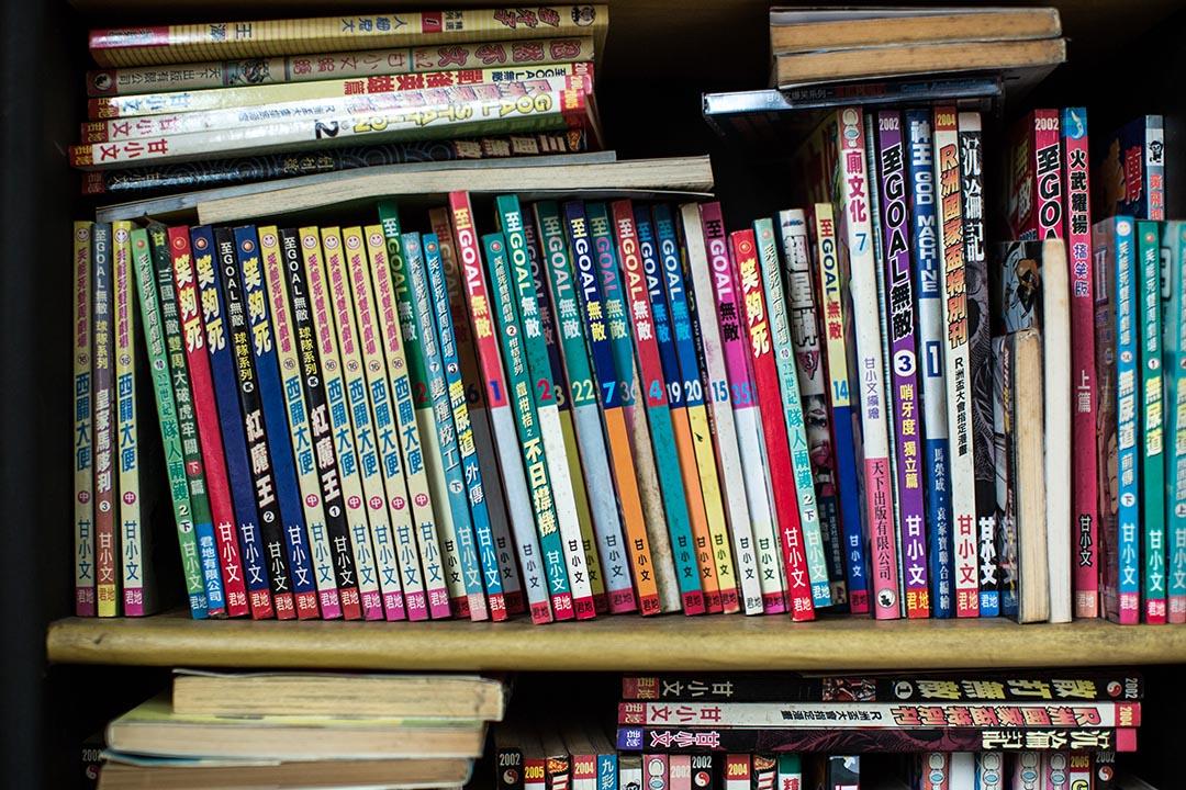 甘小文於97年自資出版漫畫《至GOAL無敵》大受歡迎,繼後作品更有《無尿道》、《西關大便》、《火武耀揚》搞笑版等等。