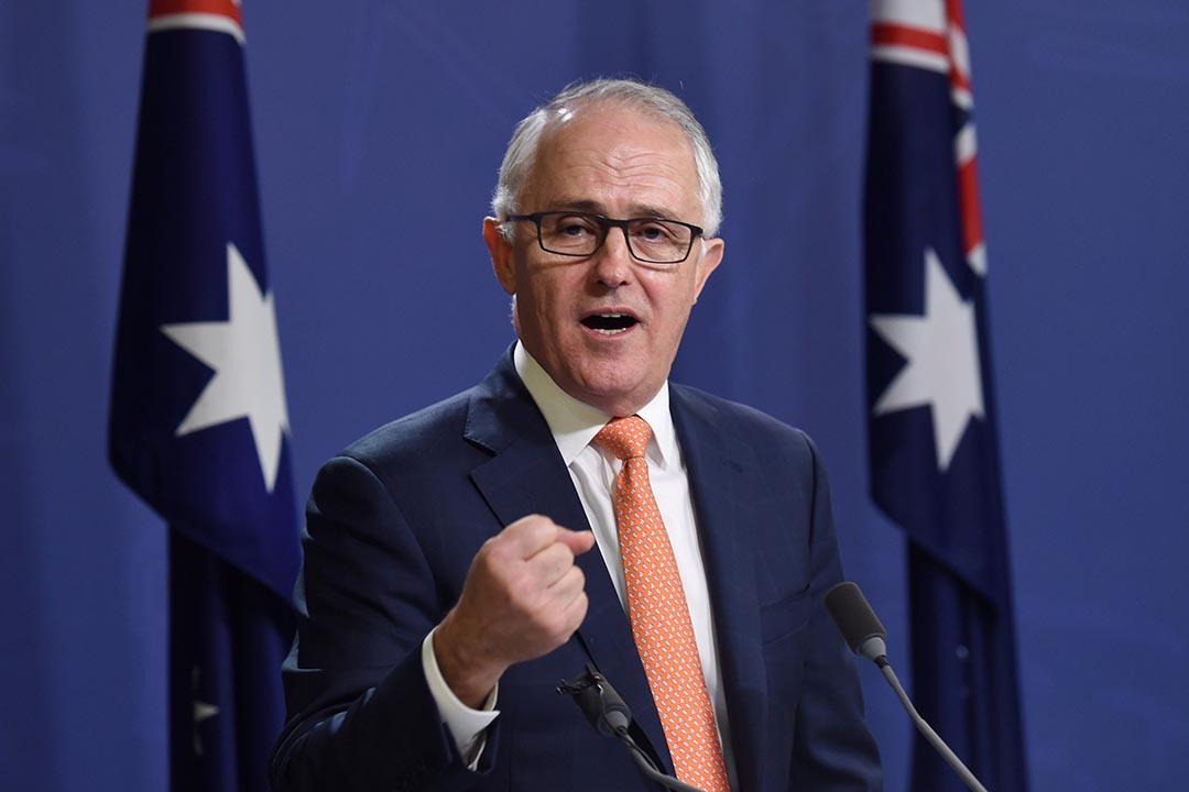 總理兼自由黨黨魁特恩布爾(Malcolm Turnbull)已經獲勝,贏得大選。