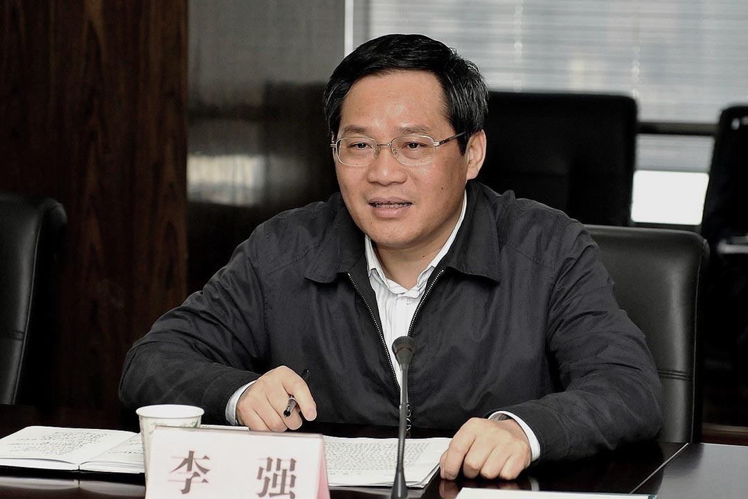浙江省長李強則將升任江蘇省委書記。