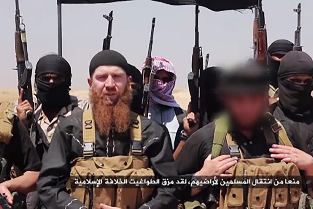 伊斯蘭國確認重要指揮官Omar Shishani在聯軍對敘利亞的空襲中被擊斃身亡。