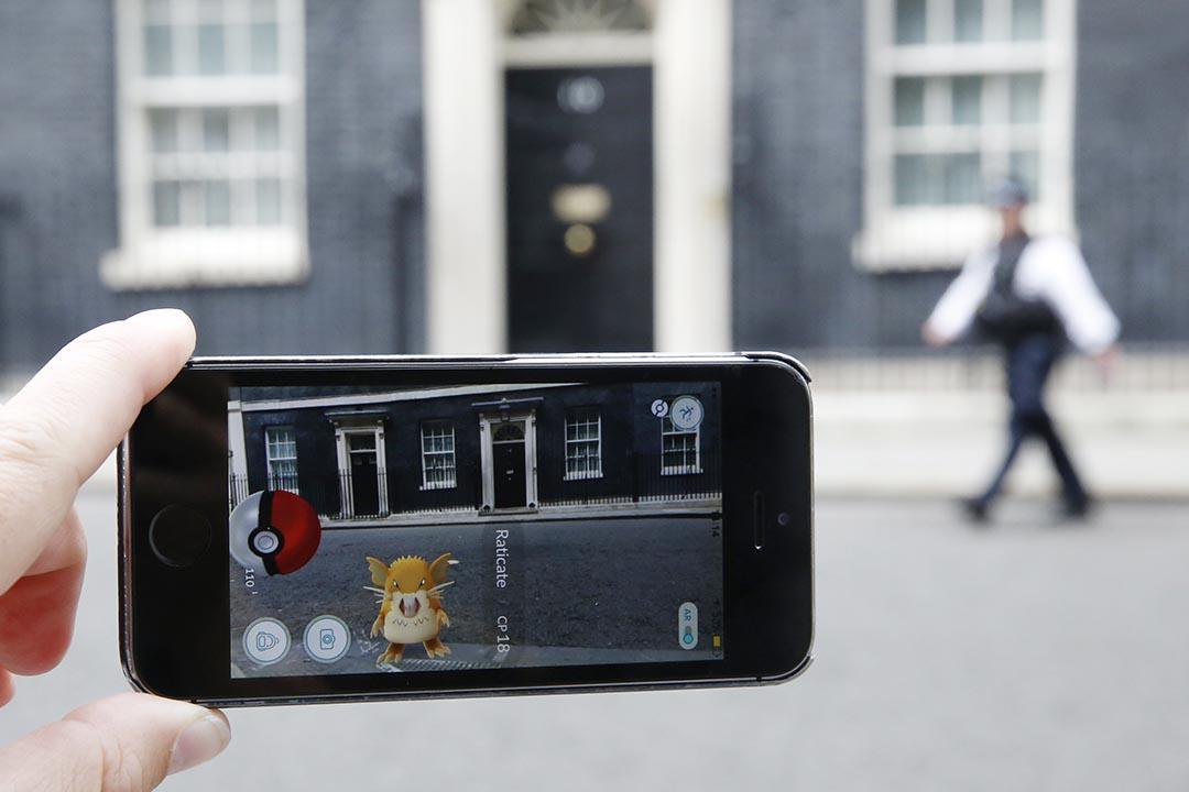 Pokémon Go讓許多人第一次真切地體會到什麼叫AR──Augmented Reality。