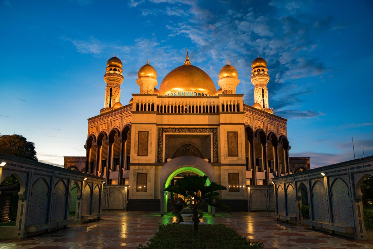 傑米清真寺。