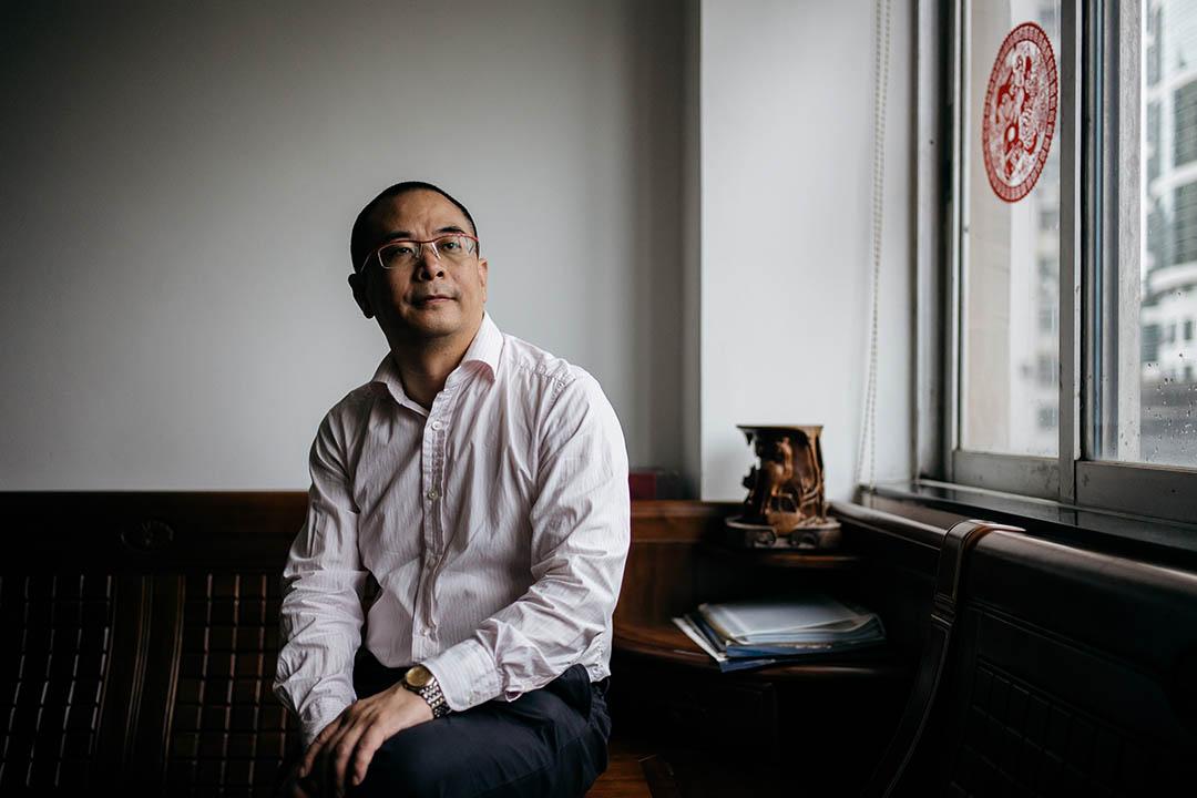 老亨,「我們都不靠任何關係,靠自己的能力來到深圳。在那個年代,深圳有這樣的機會。」