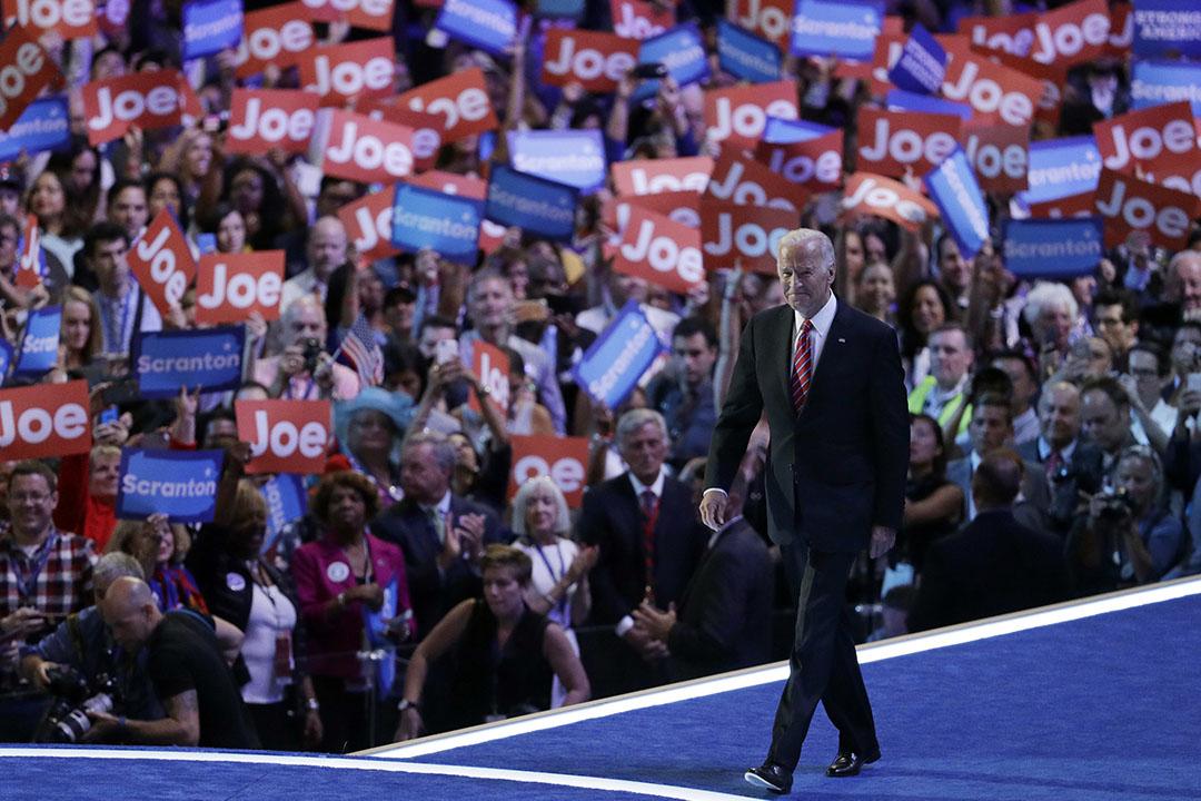美國副總統拜登(Joe Biden)。