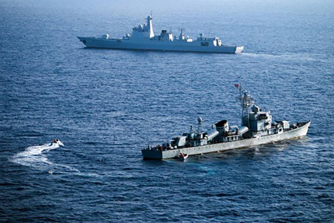 中國大陸海事局發布簡短聲明表示,將於5月至11日在南海的西沙群島一帶舉行軍事演習,期間禁止其他船隻進入相關海域 。