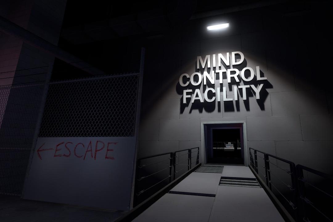 思想控制中心。