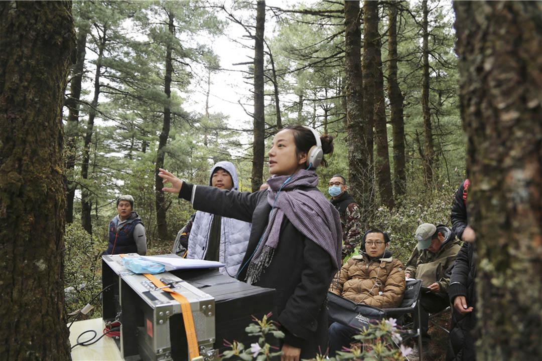 電影《沒有別的愛》導演趙薇。
