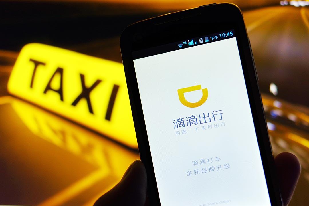 滴滴出行有意併購中國Uber。