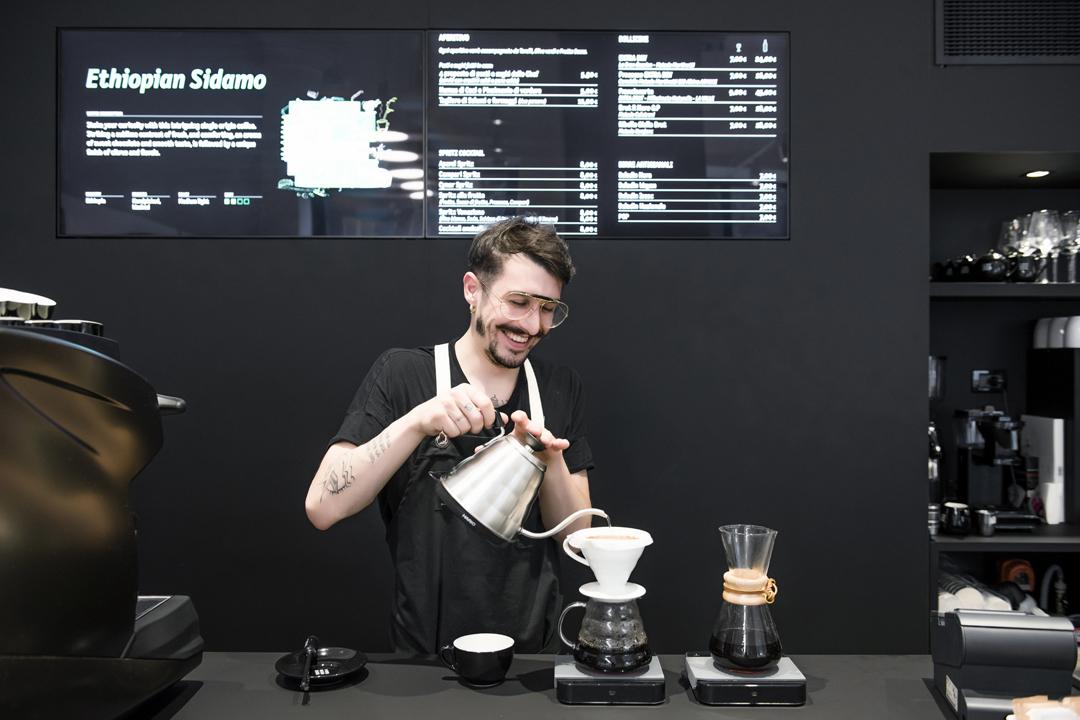 Moleskine Café。
