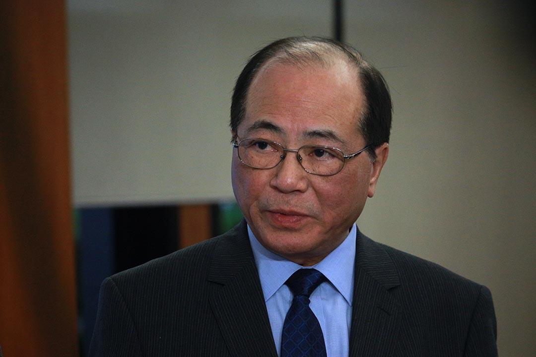 香港教育局局長吳克儉。