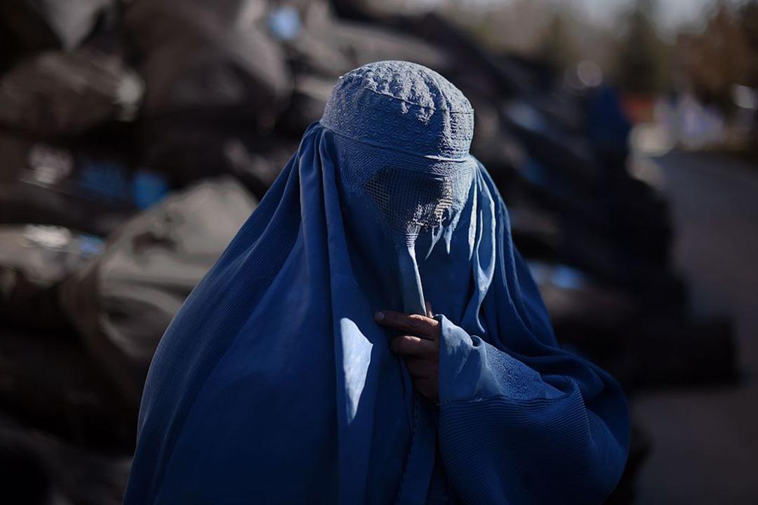 德國將禁止穆斯林婦女穿戴「波卡」罩袍。