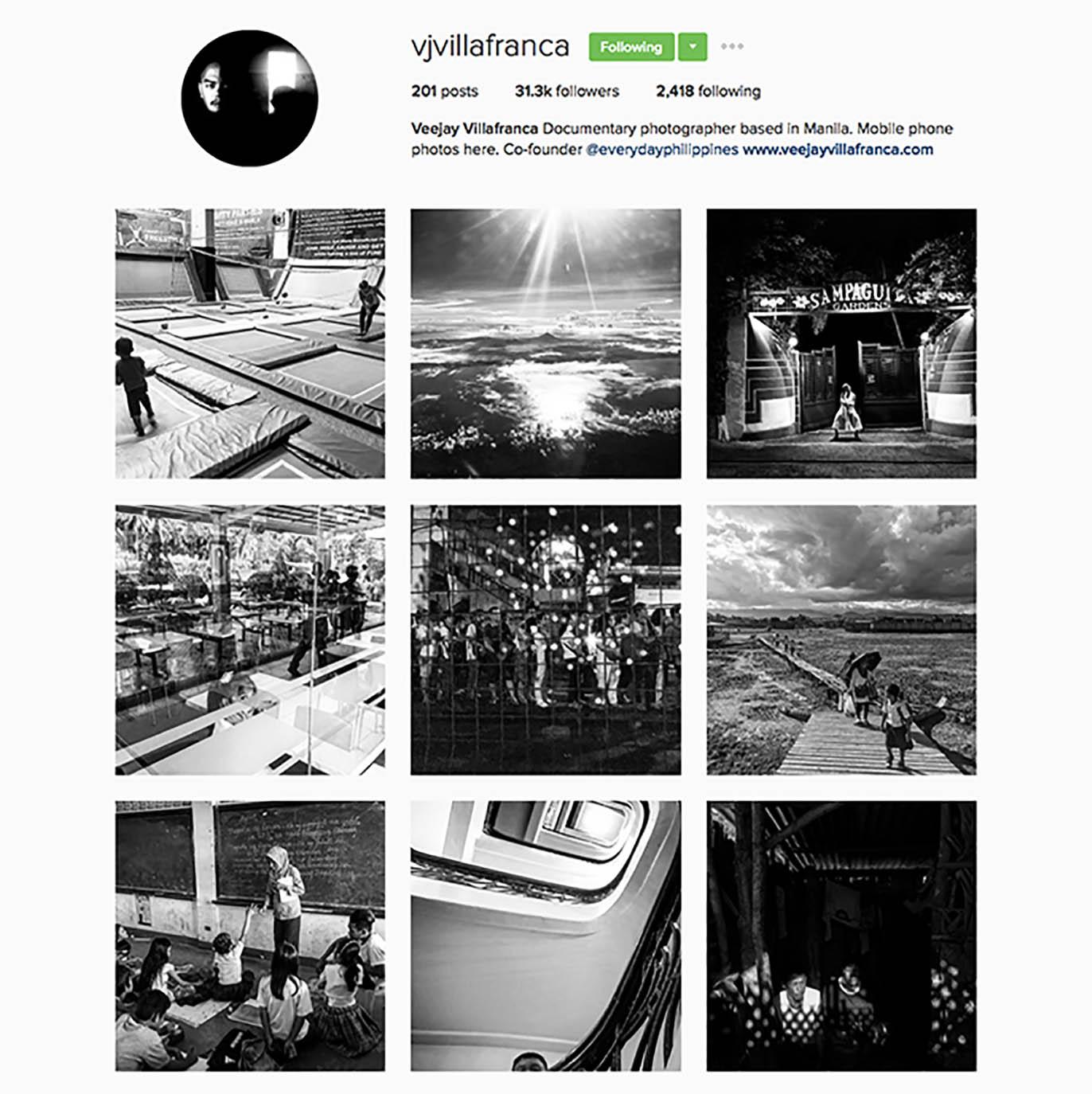 Veejay Villafranca(@vjvillafranca),菲律賓自由攝影師,Getty Reportage成員。作品關注菲律賓文化、社會議題與環境變遷,常與國際非政府組織合作,作品常發表於各國際媒體。