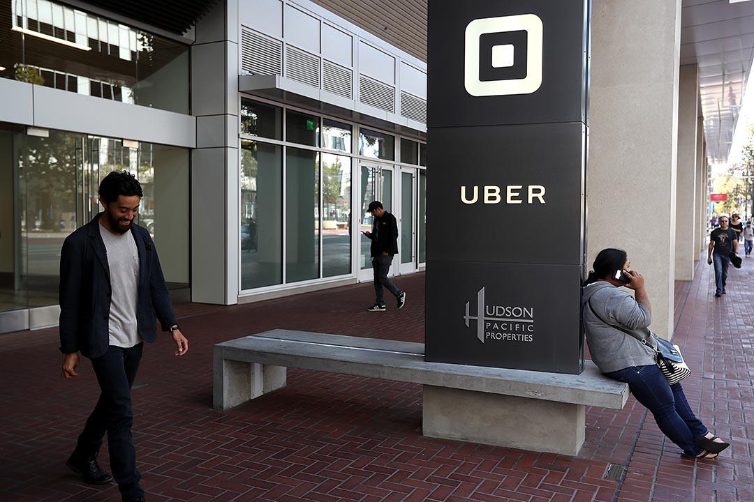 歌自行開發叫車 App ,讓Uber感受到極大威脅。