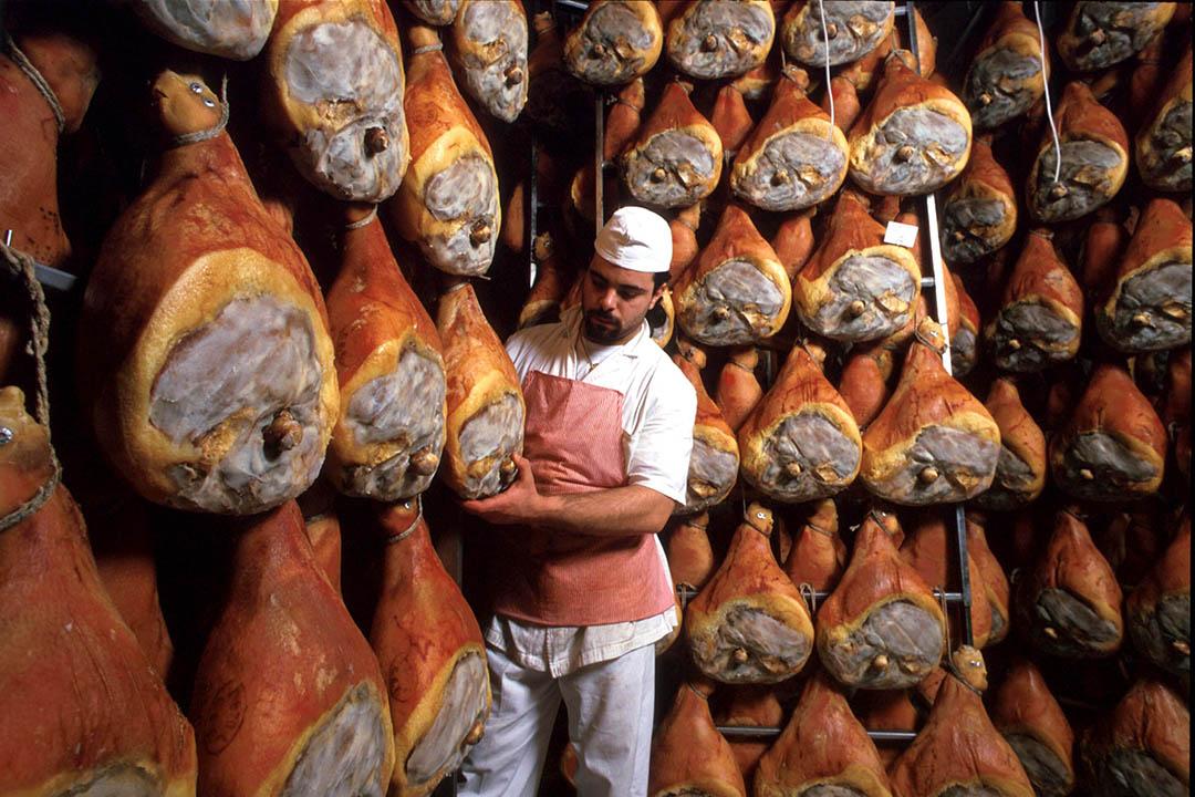 意大利帕爾瑪火腿。