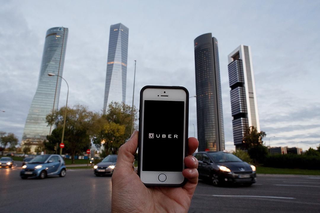 Uber 打算研發全球地圖項目。