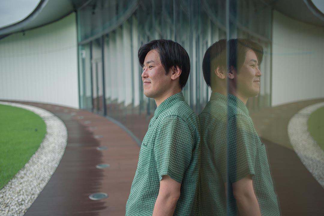 山田遊形容自己就像是「不斷從抽屜取出東西的人」。