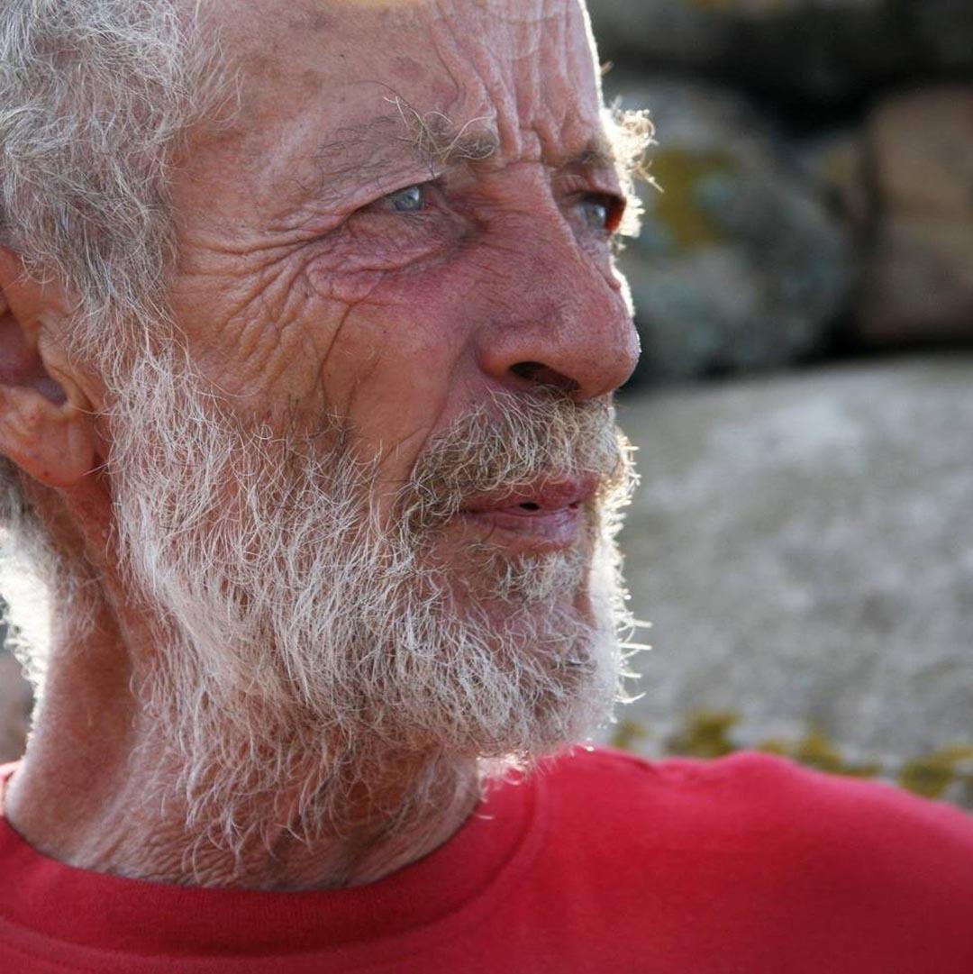 77歳的Mauro Morandi