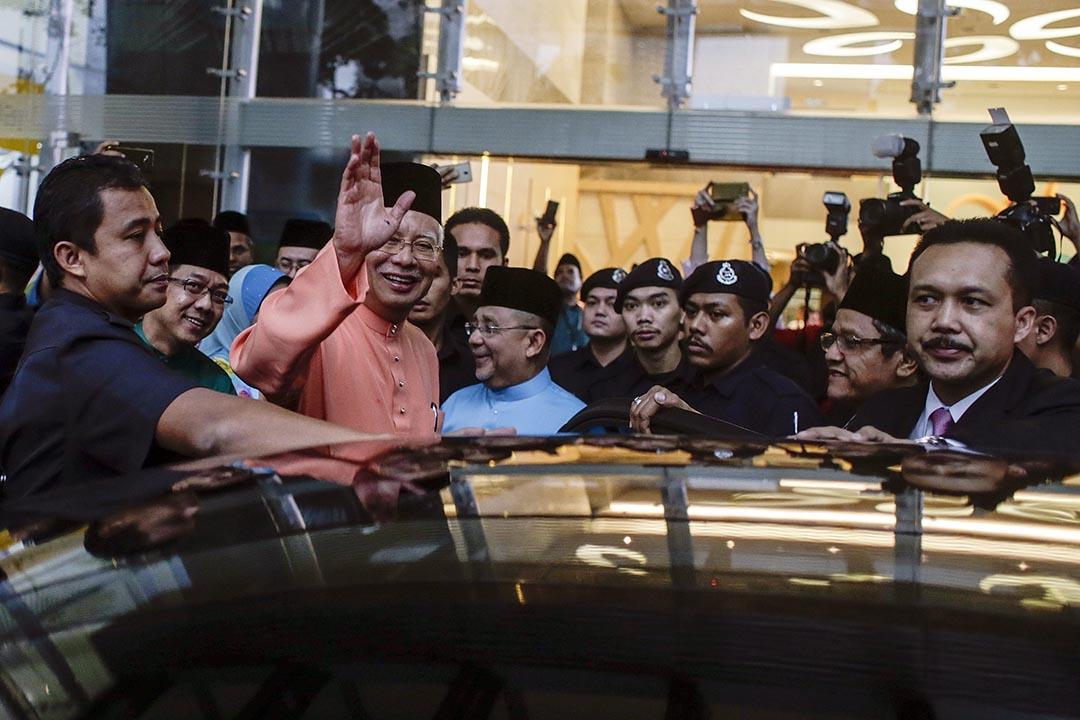 馬來西亞總理納吉的辦公室表示,馬來西亞將全全面配合任何有關一馬發展有限公司(1MDB)涉嫌腐敗醜聞的合法調查。