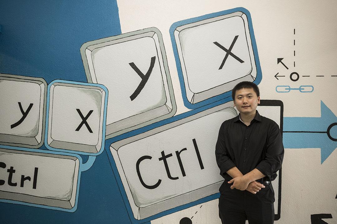香港城市大學電子工程學系副教授張澤松。