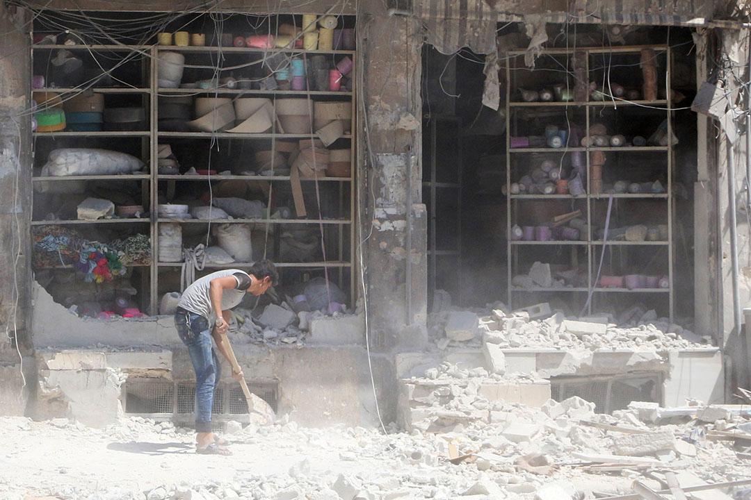俄羅斯國防部將對敘利亞北部阿勒頗進行48小時人道主義停火。