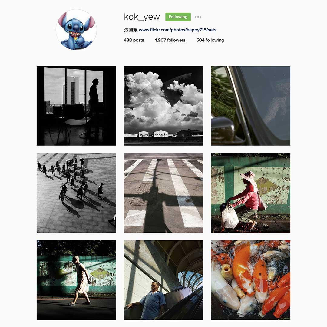 張國耀 (@kok_yew),居於台灣的馬來西亞攝影師。