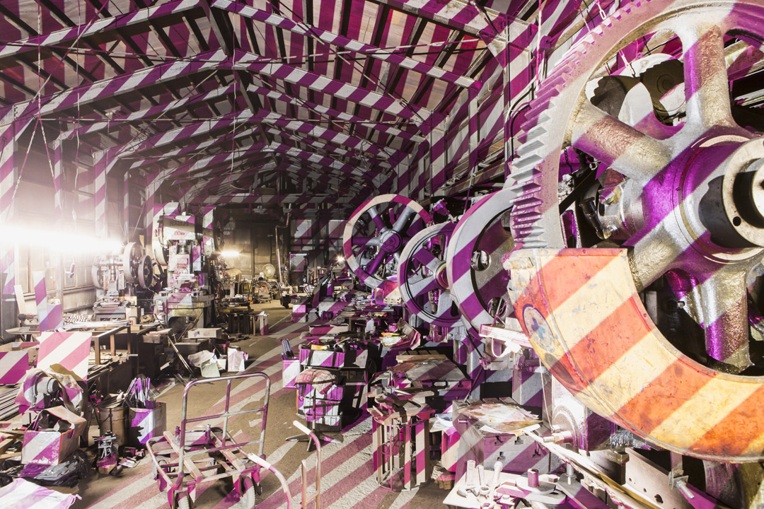 method's project:Tsubame-Sanjo Factory Festival / 燕三条 工場の祭典