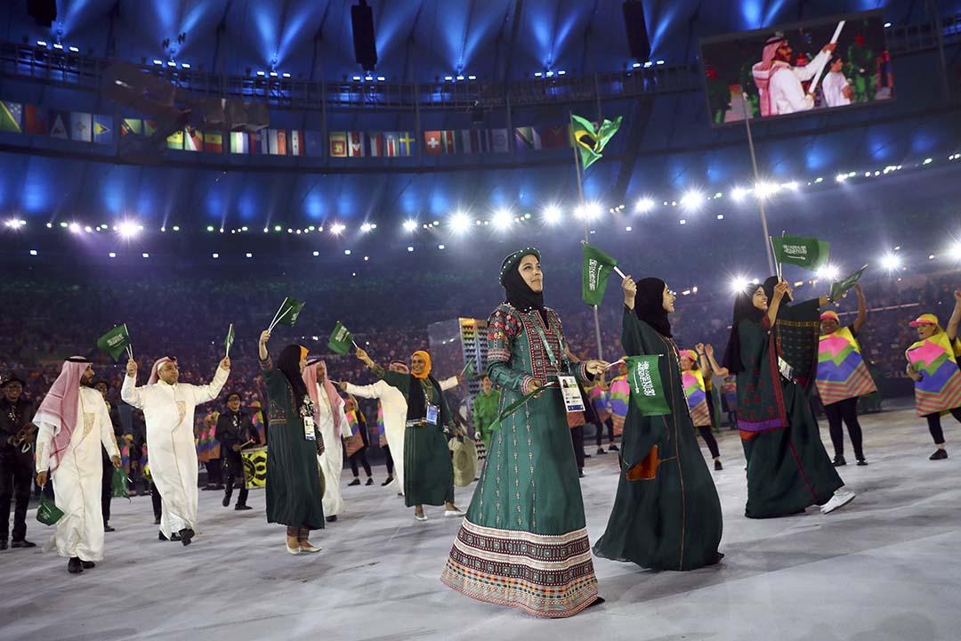 沙特阿拉伯准許4名女性運動員參與巴西里約奧運會。