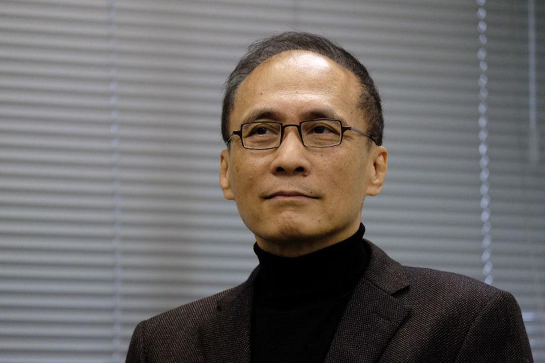 台灣行政院長林全。