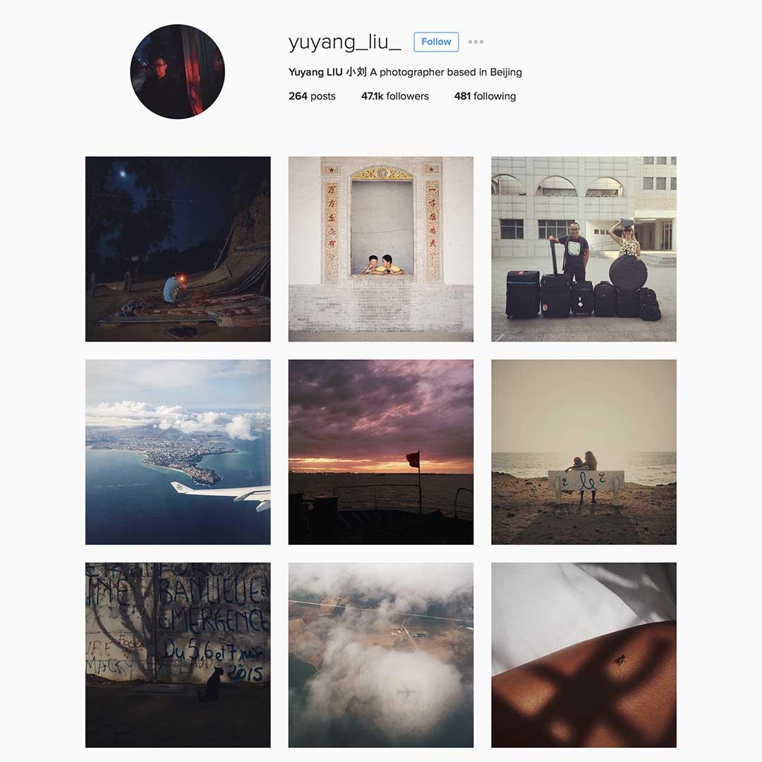 劉禹揚  (@yuyang_liu_),中國四川攝影師,現駐北京,2014馬格南基金獲得者,2015 Ian Parry 紀實攝影基金獎獲得者。