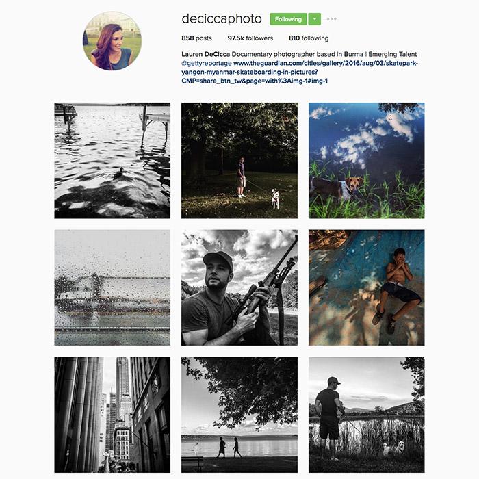 Lauren DeCicca(@deciccaphoto),Getty Images駐緬甸攝影師,時常拍攝社會邊緣與底層的人物,希望透過攝影消弭社會大眾對他們的偏見。