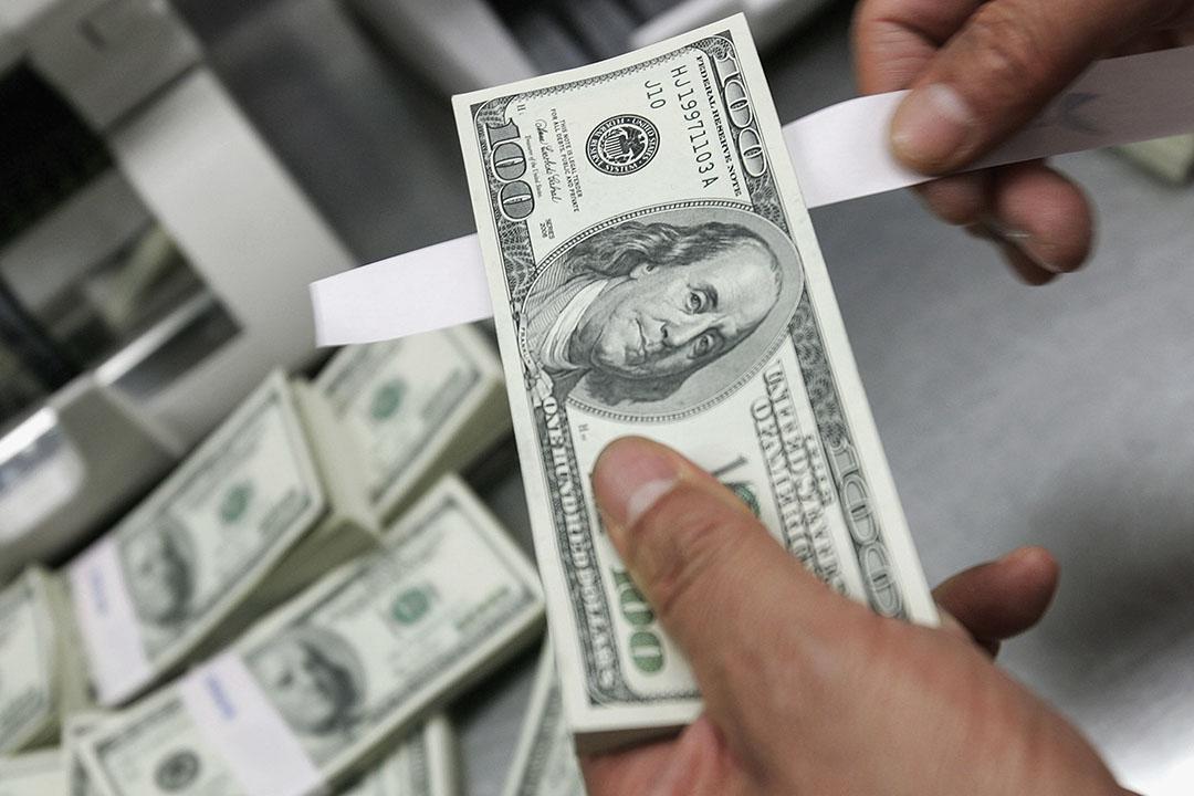 有報導指美國一月曾向伊朗空運4億美元現金。