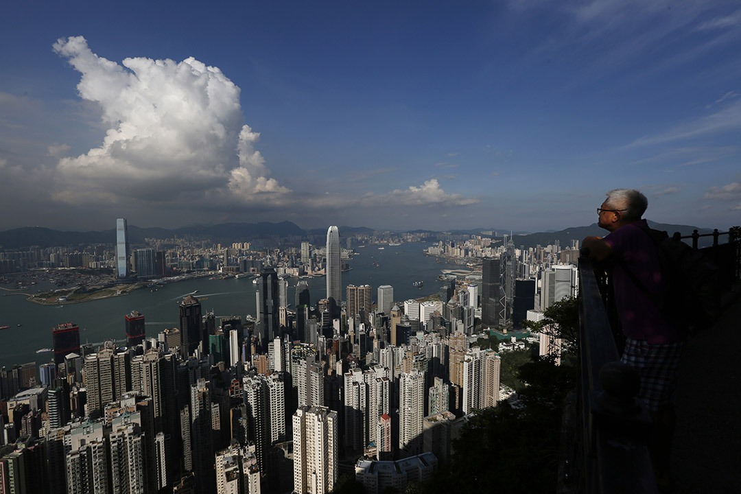 陳競新:兩岸關係局面緊張之際,香港的特殊角色,其實本來就應更獲重視。