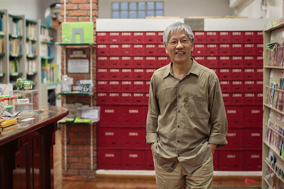 前建築署高級建築師馮永基曾負責香港首項活化歷史建築工作,將舊灣仔郵政局翻新成環保資源中心。