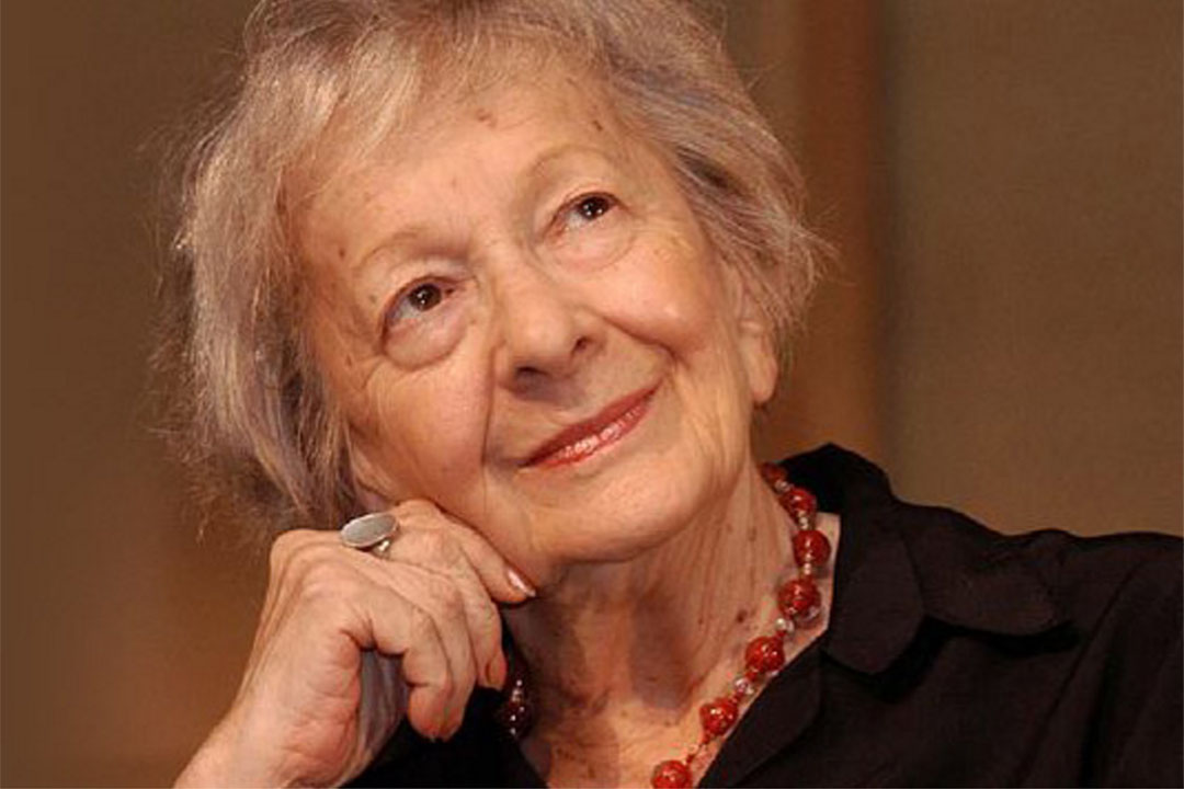 辛波絲卡(Wislawa Szymborska)。