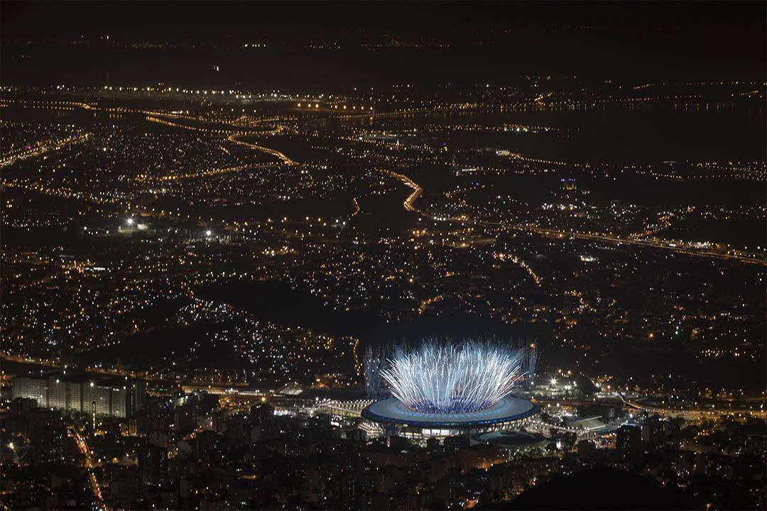 2016年8月5日,巴西里約熱內盧奧運會開幕。