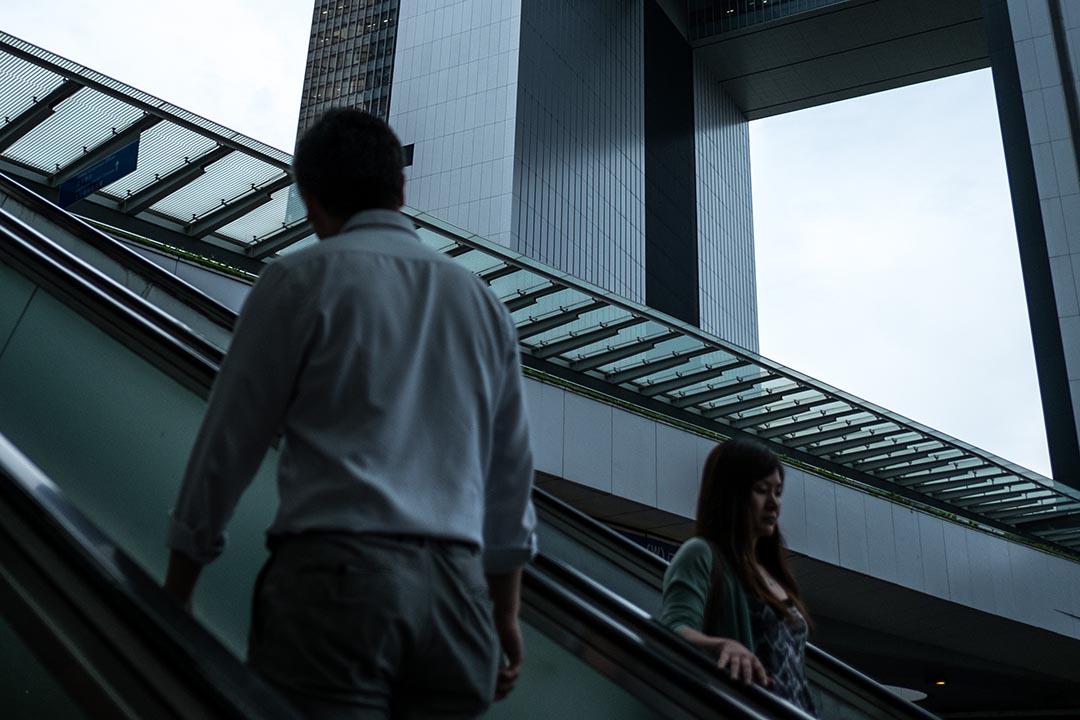 香港特別行政區政府總部。