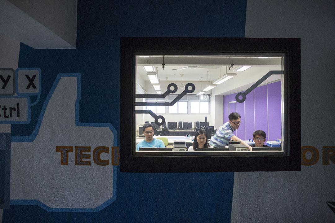 城大應用程式實驗室(CityU Apps Lab,CAL)。