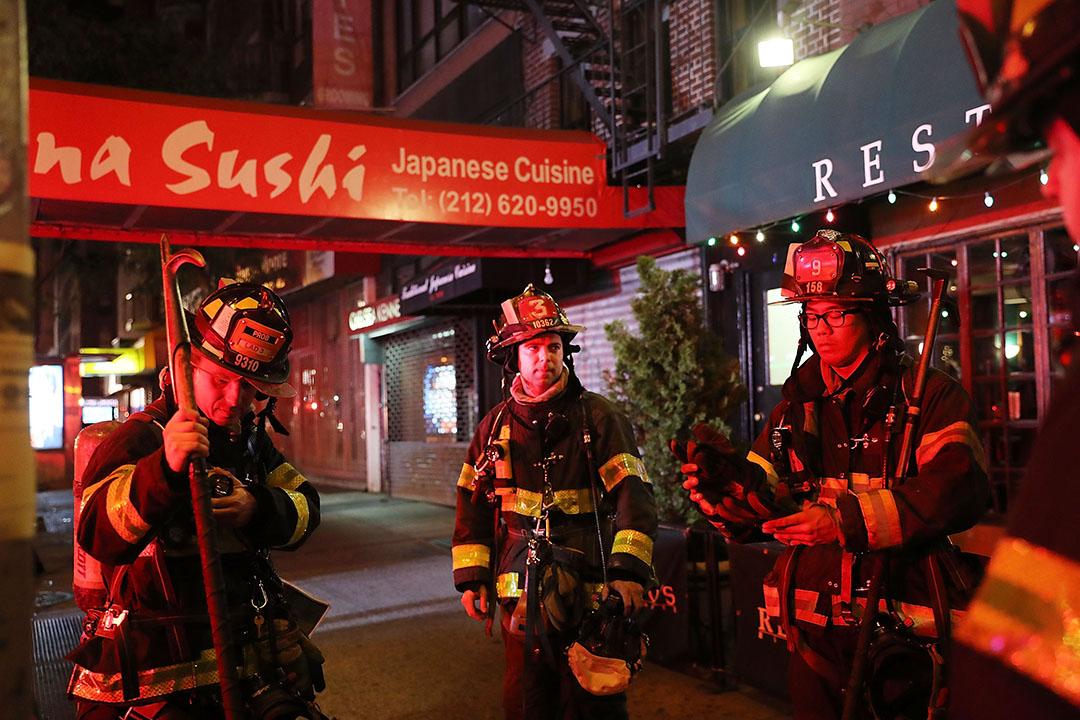 美國紐約曼哈頓的切爾西區發生戶外爆炸事故,造成至少25人受傷,暫未知爆炸原因及傷者情況。