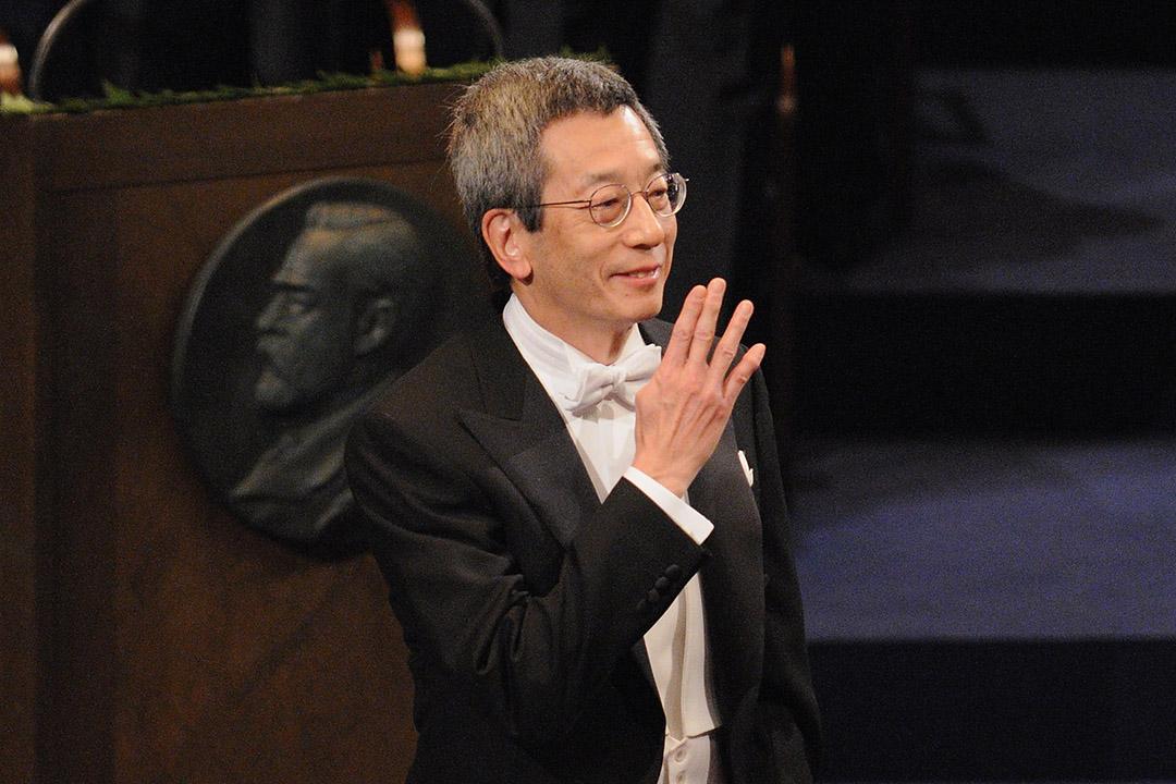 諾貝爾化學獎得主錢永健。