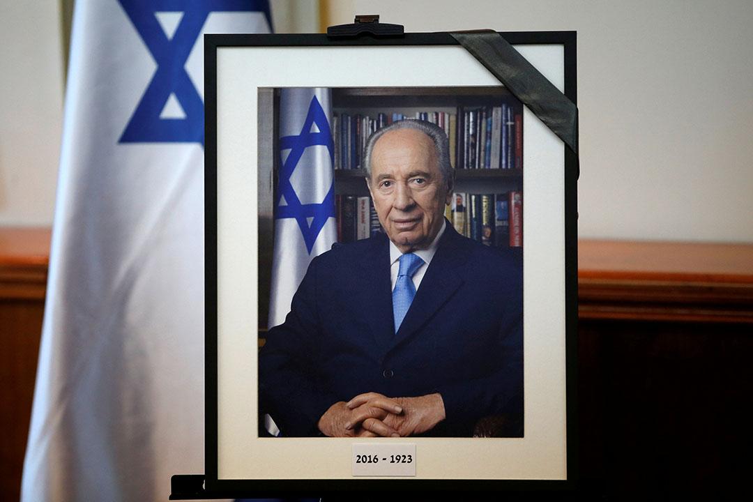 以色列前總統、諾貝爾和平獎得主佩雷斯(Shimon Peres)在特拉維夫病逝。