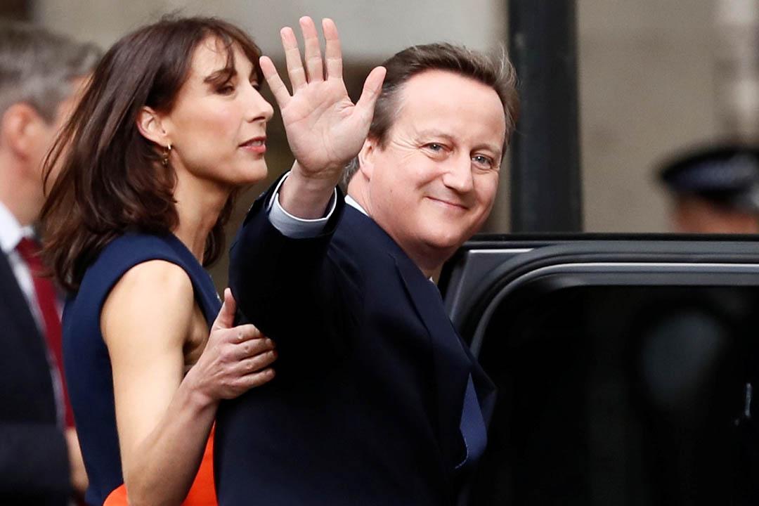 英國前首相卡梅倫突然宣布辭任已連續做了15年的威特尼市(Witney)國會議員席位。