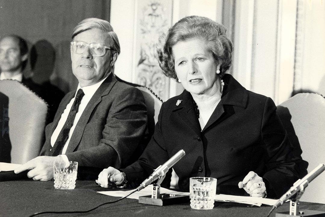 孔誥烽:由1980年代美國列根(雷根)和英國戴卓爾夫人(柴契爾夫人)捲起、以推動自由市場化和國家退出人民生活的新自由主義旋風,正在步入尾聲。