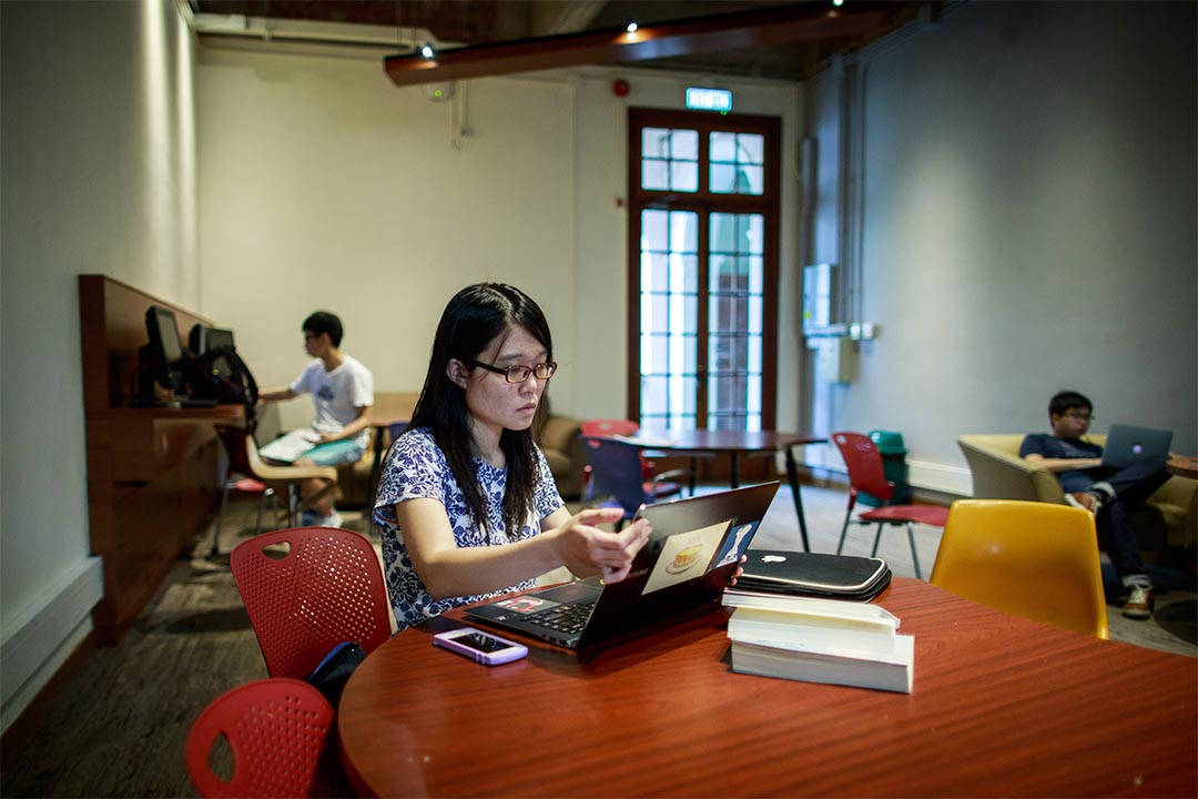 佔領結束後,梁麗幗未有投身政治,生活跟一般大學生無異。