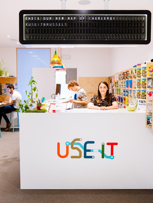 USE-IT是由下而上的組織,主要動力皆來自於對所屬城市的滿腔熱情,將城市樣貌如實介紹給想探索此地的年輕旅客。